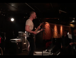Crossover Poets – Melting Ice (Live at Nachtleben, Frankfurt am Main, 13.03.16)